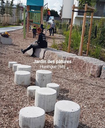 Jardin des pâtures