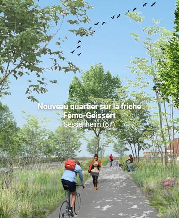 Nouveau quartier Fémo-Geissert