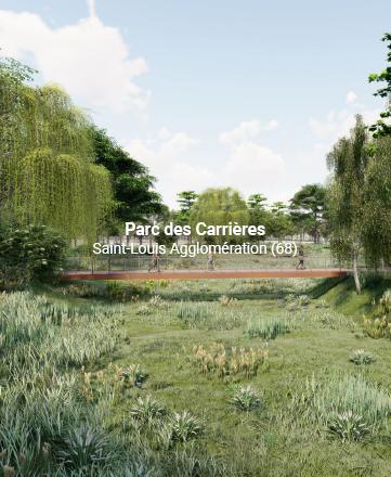 Parc des Carrières