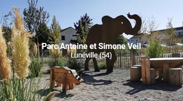 Parc Antoine et Simone Veil